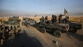 La battaglia a Mosul