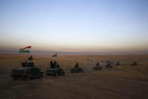 Mosul, elicotteri italiani in prima linea a raccogliere i feriti