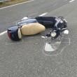 Scontro mortale auto-moto: muore donna di 49 anni. E' la quarta in 24 ore