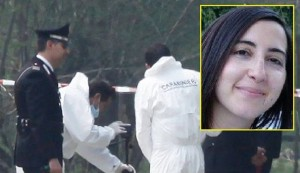 Guarda la versione ingrandita di Nadia Arcudi, maestra trovata morta nei boschi: arrestato il cognato