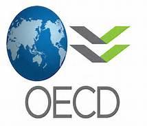 Un logo dell' Ocse