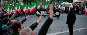 Saluto romano non è apologia di fascismo: assolti 2 militanti Casapound