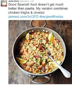 """""""Jamie Oliver terrorista culinario"""", Spagna contro la paella dello chef inglese"""