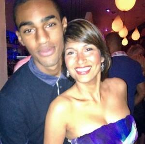 Guarda la versione ingrandita di Pamela Jay, 54 anni, e il figlio Marley, 22 anni