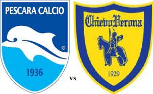 Guarda la versione ingrandita di Pescara-Chievo diretta live. Formazioni ufficiali dopo le 17