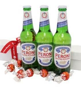 La birra Peroni