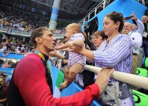 Michael Phelps, nozze segrete a giugno, prima delle medaglie a Rio 2016
