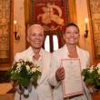 Nozze gay. A Genova il ministro Pinotti le celebra, a Conegliano il sindaco si rifiuta... 9