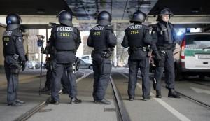 Germania, sparatoria in Baviera: feriti 4 poliziotti