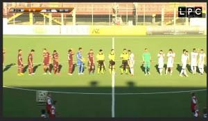 Pontedera-Lupa Roma Sportube: streaming diretta live, ecco come vederla