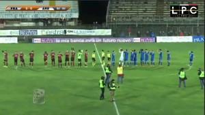 Prato-Arezzo Sportube: diretta streaming gratis Coppa Italia Lega Pro