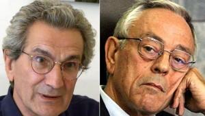 Vitalizi Camera revocati a Cesare Previti e Toni Negri