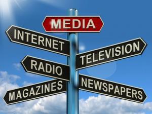 Pubblicità in crescita ma, caso strano, su Internet si contrae. E la tv gode