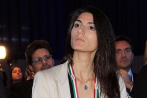 La sindaca di Roma Virginia Raggi (Ansa)