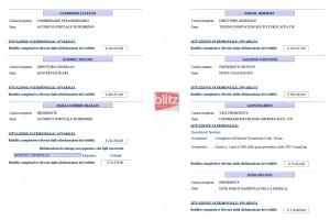 Guarda la versione ingrandita di Redditi dei manager pubblici, l'elenco: da Dal Corso a Gurioli (D-E-F-G)