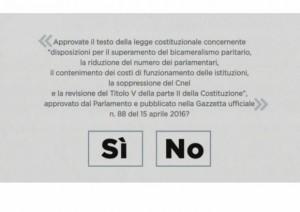 Serve una scossa d'informazione sul referendum: Vicenzo Vita su Il Manifesto