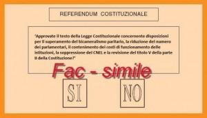 Referendum. Che c'è scritto sulla scheda. Perché. Chi decide