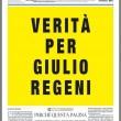 """Trieste, via striscione per Giulio Regeni dal Comune: """"Sciacallaggio politico del Pd"""" FOTO 3"""