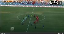 Reggiana-Maceratese 1-0: highlights Sportube su Blitz
