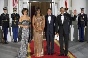 Renzi alla Casa Bianca da Obama con 20 italiani, ecco i nomi di tutti gli invitati