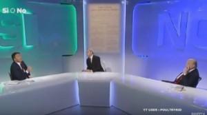 YOUTUBE Matteo Renzi contro Ciriaco De Mita: duello in tv su La7