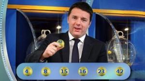 Lotteria con scontrini fiscali. Idea Renzi anti evasione.