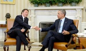 """Obama """"vota"""" Renzi: """"Anche se vince il No deve restare"""""""