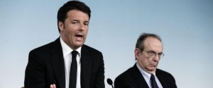 "Manovra. Lettera Ue a Renzi: ""Misure una tantum e deficit: troppo"""