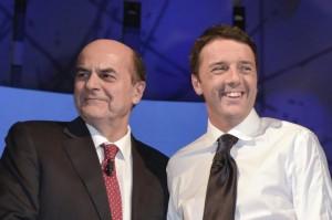 Guarda la versione ingrandita di Pd guerra civile ultimo atto. Bersani, D'Alema: No per decapitare Renzi