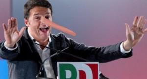 Pensioni, monta la rivolta dei giornalisti contro Renzi-Pinocchio per il prelievo di solidarietà