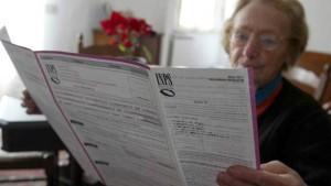 Pensioni: reversibilità della vedova che lavora ridotta fino al 70%