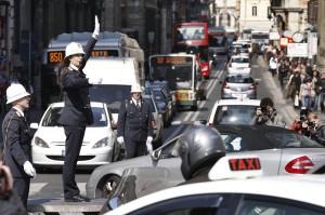Roma, dal 1 novembre bandite 140mila auto in Fascia Verde