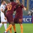 Soccer: Europa League; Roma-Austria Vienna