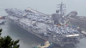 Hacker cinesi attaccano portaerei Ronald Regan. Volevano segreti militari Usa