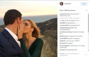 Guarda la versione ingrandita di Ryan Lochte si sposa con l'ex Playmate Kayla Reid