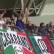 Saluto romano in Israele-Italia: perquisiti 3 ultras del Bari
