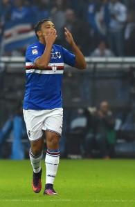 Guarda la versione ingrandita di Sampdoria - Genoa (foto Ansa)