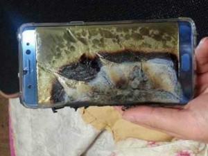 Samsung Galaxy Note 7, dopo smartphone a fuoco stop produzione