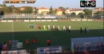 Santarcangelo-Padova 1-2: highlights Sportube su Blitz