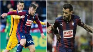 Antonio Luna e Sergi Enrich, video a luci rosse per i giocatori dell'Eibar