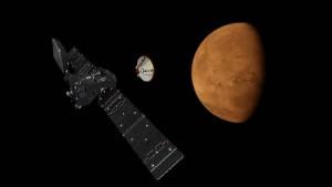 Schiaparelli precipitata su Marte: difficile funzioni ancora