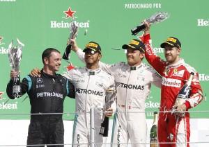 F1 Messico, Sebastian Vettel, podio dura 2 ore: penalizzato e retrocesso