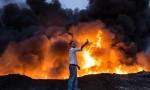 Mosul, scatta selfie subito dopo esplosione FOTO