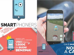Smartphoners, app ti regala buoni benzina se non usi il cellulare alla guida