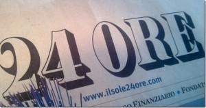 Sole 24 Ore, Procura di Milano apre fascicolo sui conti in rosso