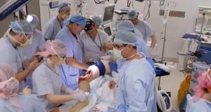 Squalo gli trancia metà gamba: i medici gliela riattaccano