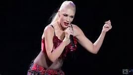 La cantante Gwen Stefani