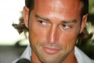 Stefano Bettarini (foto Ansa)
