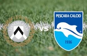 Udinese-Pescara streaming – diretta tv, dove vederla