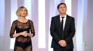 Teo Mammucari e Ilary Blasi